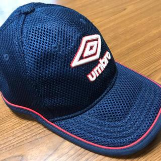 アンブロ(UMBRO)のumbro キャップ 帽子(キャップ)