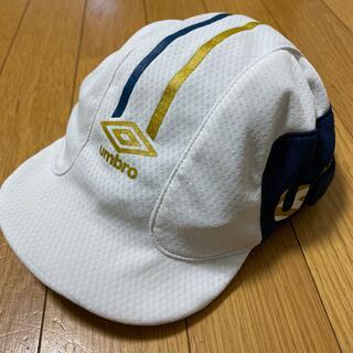 アンブロ(UMBRO)のアンブロ umbro サッカー帽子 ジュニア52㎝ (その他)