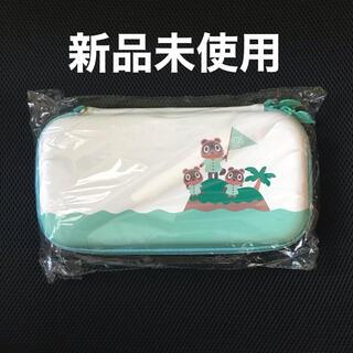 【新品未使用】ニンテンドースイッチキャリングケース あつまれどうぶつの森バッグ