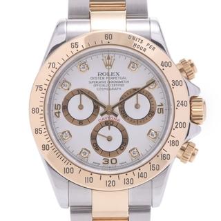 ROLEX - ロレックス  デイトナ 8Pダイヤ 腕時計