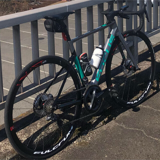 SHIMANO(シマノ)の【たっくん様専用】FOCUS izalco max disc9 スポーツ/アウトドアの自転車(自転車本体)の商品写真