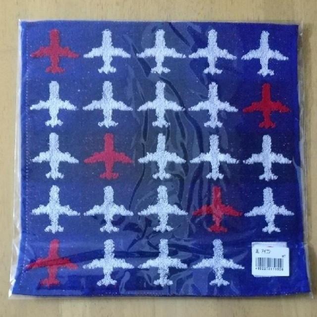 JAL(日本航空)(ジャル(ニホンコウクウ))のJAL ハンドタオル レディースのファッション小物(ハンカチ)の商品写真