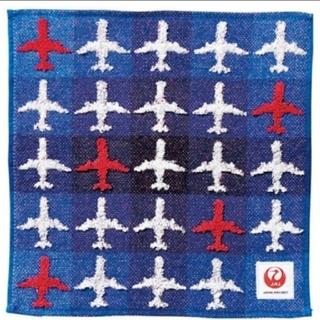 JAL(日本航空) - JAL ハンドタオル