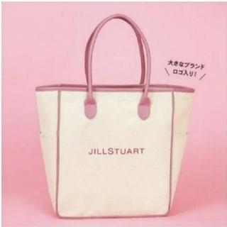 JILLSTUART - Sweet付録 ジルスチュアート ビッグロゴトート