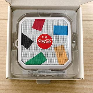 コカコーラ(コカ・コーラ)の東京2020オリンピックデザイン コークオン 防水スピーカー(スピーカー)