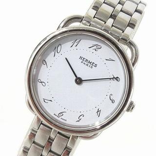 エルメス(Hermes)のエルメス HERMES アルソー 腕時計 クォーツ 2針 AR4.210(腕時計)