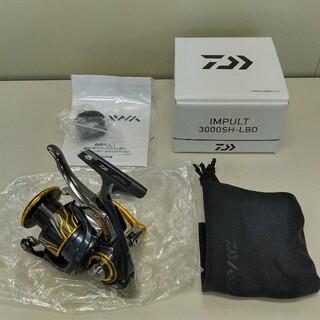 DAIWA - 新品未使用 20インパルト 3000SH - LBD ダイワ レバーブレーキ