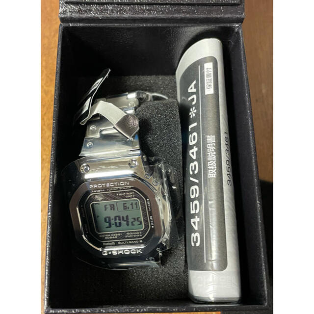 G-SHOCK(ジーショック)のGMW-B5000D-1JF カシオ CASIO Gショック G-SHOCK メンズの時計(腕時計(デジタル))の商品写真