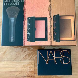 NARS - 【新品未使用】NARS ナーズ ブロンズパウダー 5172 ミニサイズブロンザー