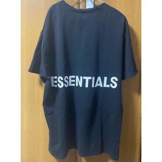 FEAR OF GOD - ESSENTIALS FOG エッセンシャルズ Tシャツ