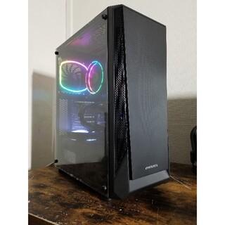 自作ゲーミングPC  Core i7-2600 GTX760 回転発光虹揃い