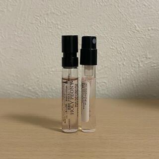Christian Dior - メゾンクリスチャンディオール ホーリーピオニー サンプル2ml&1.5mlセット