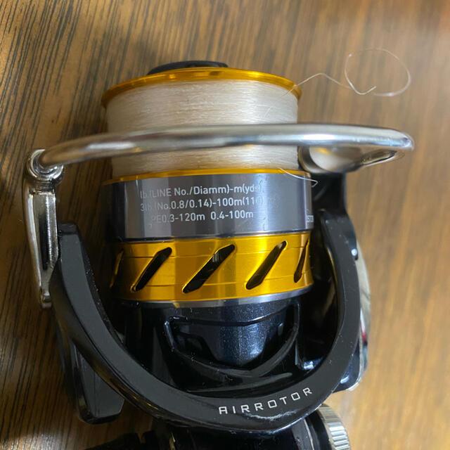DAIWA(ダイワ)のDaiwa レブロス 1003 スポーツ/アウトドアのフィッシング(リール)の商品写真