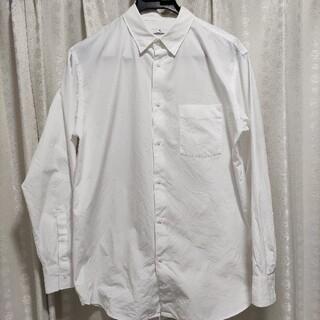UNIQLO - 値下げ UNIQLO+J スーピマコットンレギュラーフィットシャツ Mサイズ