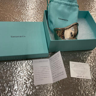 Tiffany & Co. - Tiffany ボーンカフ