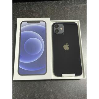 Apple - iPhone12 64GB SIMフリー Black