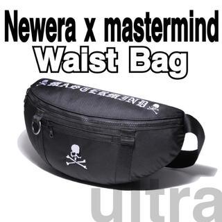 マスターマインドジャパン(mastermind JAPAN)の【新品未使用】Newera x mastermind ウエストバッグ(ウエストポーチ)