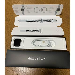 Apple Watch - アップルウォッチse 44mm シルバー アルミニウム GPSモデル
