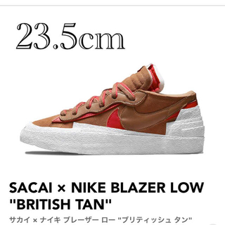 SACAI × NIKE BLAZER LOW サカイ ブレーザー