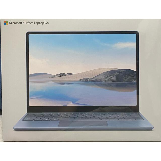 Microsoft(マイクロソフト)の【限定値下中】Microsoft Surface Laptop Go i5 スマホ/家電/カメラのPC/タブレット(ノートPC)の商品写真