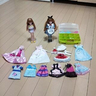 タカラトミー(Takara Tomy)のリカちゃん人形❤洋服セット(ぬいぐるみ/人形)