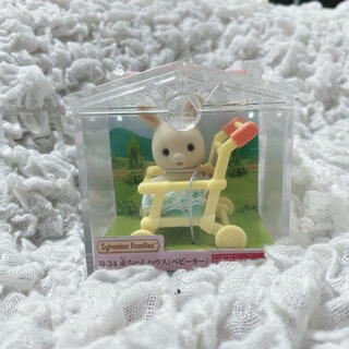 エポック(EPOCH)のシルバニア赤ちゃんハウスシリーズ(ぬいぐるみ/人形)