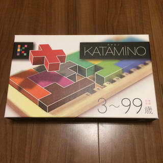KATAMINO カタミノ(知育玩具)
