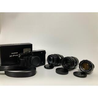 富士フイルム - fujifilm x-pro2 レンズ6本と付属品多数
