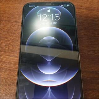 iPhone - iPhone 12 Pro Max グラファイト 128 GB SIMフリー