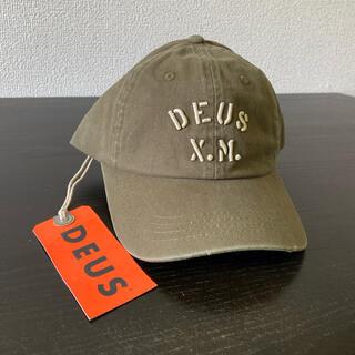Deus ex Machina - Deus Ex Machina キャップ 新品未使用タグ付き