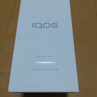 アイコス(IQOS)のICOS3 MULTI 本体 美品(タバコグッズ)