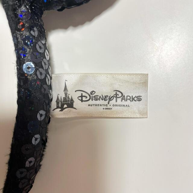 Disney(ディズニー)のミニー ディズニー カチューシャ 限定 disneyland カリフォルニア エンタメ/ホビーのおもちゃ/ぬいぐるみ(キャラクターグッズ)の商品写真