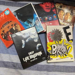 SMAP - SMAP出演 映画・Live DVD