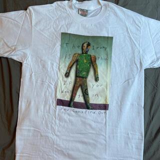 アートヴィンテージ(ART VINTAGE)の奇跡のデッド L 90s Richard Stine TEE ONEITAボディ(Tシャツ/カットソー(半袖/袖なし))