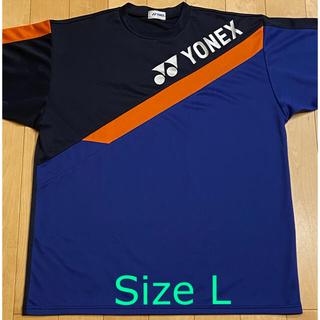 ヨネックス(YONEX)のYONEX シャツ Size L(ウェア)