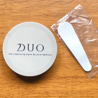 DUO  デュオ ザ クレンジングバーム ブラックリぺア  20g  新品未開封
