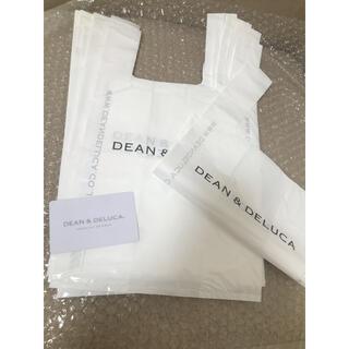 DEAN & DELUCA - DEAN&DELUCA レア ビニールショッパー 11枚セットメッセージカード付