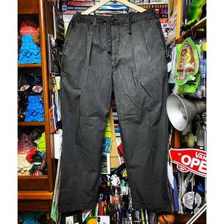 ビームス(BEAMS)の21ss【SSZ】STRAY  PANTS  Lサイズ 美品(スラックス)