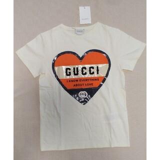 Gucci - 新品GUCCIキッズTシャツ サイズ10