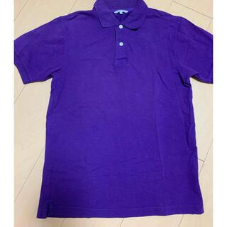 ポロシャツ 紫(ポロシャツ)