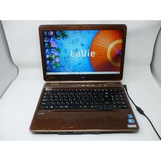 NEC - NEC ノートパソコン LL750/C Corei5 Office ブルーレイ