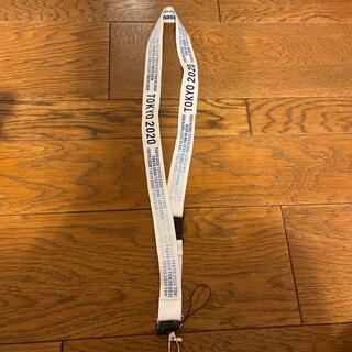 パナソニック(Panasonic)のTOKYOオリンピック ストラップ(記念品/関連グッズ)