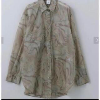 BEAUTY&YOUTH UNITED ARROWS - 6rokuシアーシャツ