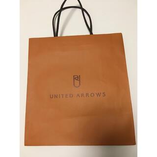 ユナイテッドアローズ(UNITED ARROWS)のユナイテッドアローズ ショッパー 紙袋(ショップ袋)