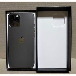 新品同様 iPhone 12 Pro Max 128GB グラファイト