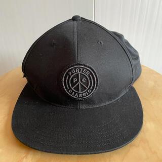 PORTER - PORTER CLASSIC BASEBALL CAP XL ポータークラシック
