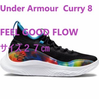 UNDER ARMOUR - Under Armour アンダーアーマー Curry 8  Flow