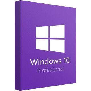 Windows 10Pro 32 / 64bit プロダクトキー(PCパーツ)