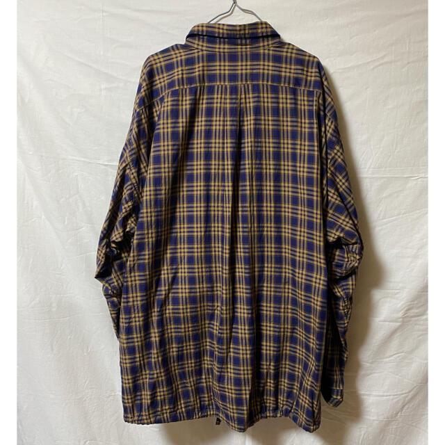 BEAMS(ビームス)の21ss【SSZ】RIDE ON SHIRTS XLサイズ 美品 メンズのトップス(シャツ)の商品写真