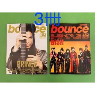 タワレコ bounce 452 BiSH PARADISES WACK(印刷物)